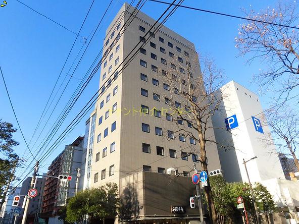 【外観】仙台 仙台市 貸事務所 賃貸オフィス テナント  ベルザ仙台ビル