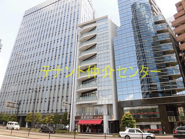 【外観】仙台 仙台市 貸事務所 賃貸オフィス テナント  Ever-i仙台駅前