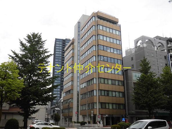 【外観】仙台 仙台市 貸事務所 賃貸オフィス テナント  青葉パークビル