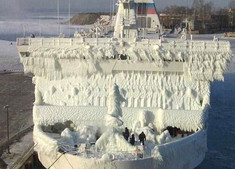 Das Flusskreuzfahrt Debakel 2020 - der Winter wird lang & sehr kalt werden