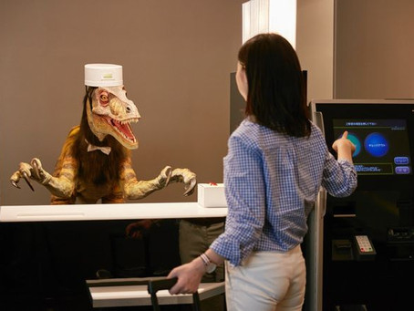 Robot hotel in Japan fires half of their robots. They were just not up for the job