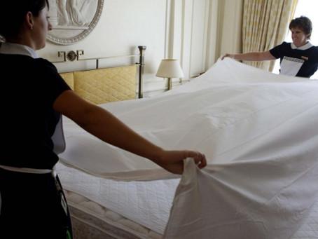The Housekeeping Corona Challenge!