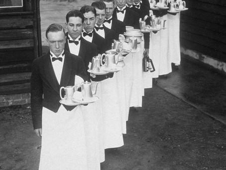 5 Gründe warum wir immer noch in Gastronomie & Hotellerie arbeiten wollen.