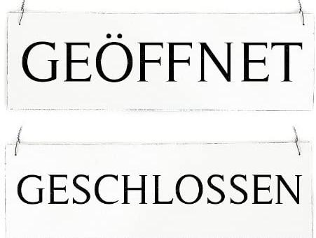 Die Deutschen wollen Ihre Gastronomie wieder auf haben - die Politik hält dagegen
