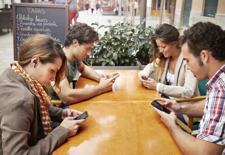 Telefone und Gastronomie - einfach nur unhöflich?