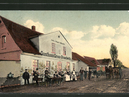 "The slow death of the traditional German ""Gasthaus"" - Pub"