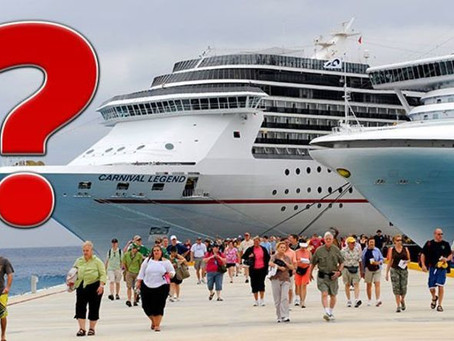 The Cruise Debacle. Vaccinated or Better Not?
