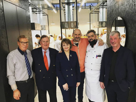 AFC American Culinary Board Meeting April 2021