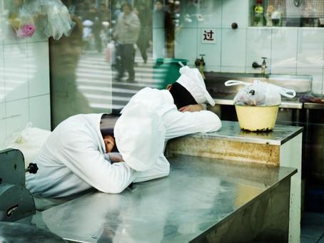 Hospitality has a break - and it's heart breaking!