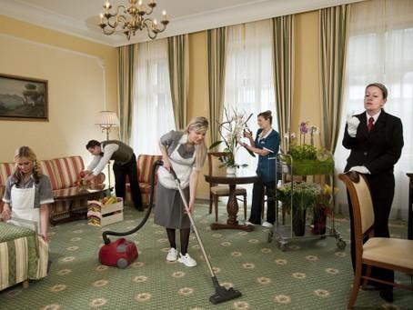 Hotel Housekeeping und Corona! Ein Verwirrspiel!