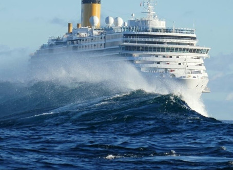 Cruise Industry just shrinking? - an up date!