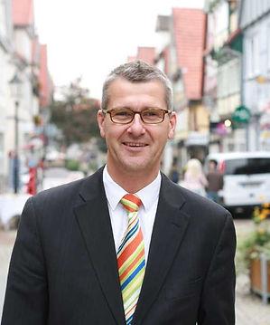 Andre Schacher, Geschäftsführer