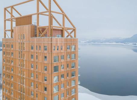 Construir en madera: 3 ejemplos de sistemas constructivos.