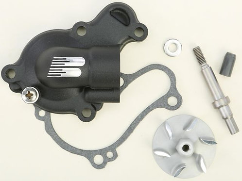 BOYESEN WATERPUMP COVER & IMPELLER KIT BLACK