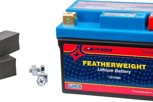 FIRE POWER FEATHERWEIGHT LITHIUM BATTERY 120 CCA HJTZ5S-FP-IL 12V/24WH