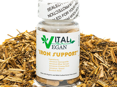 Iron Support  - 15 Day