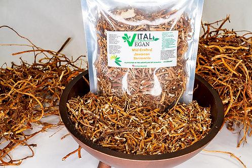 Wild Crafted Sarsaparilla Root 112 Grams