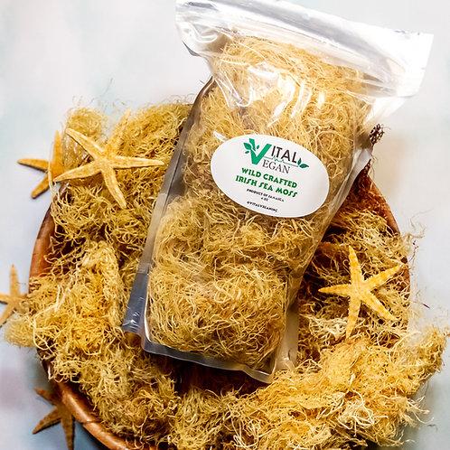 Wild Crafted Jamaican Irish Sea Moss