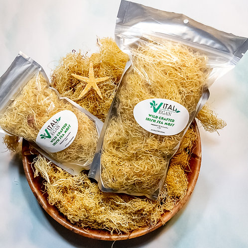 Wild Crafted Jamaican Irish Sea Moss