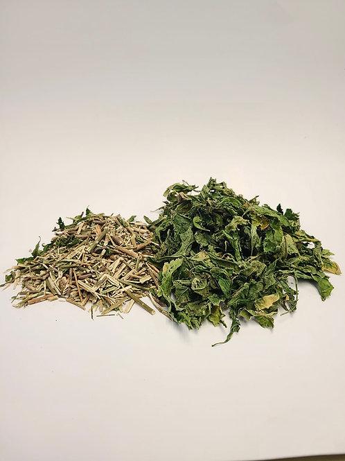 Guinea Hen Weed Bush