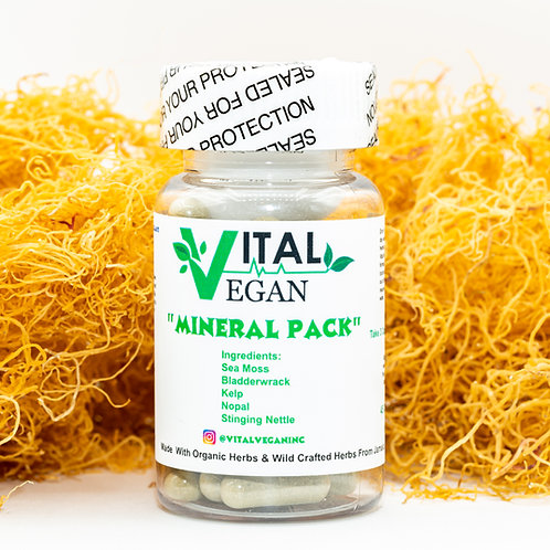 Mineral Pack - 30 Day