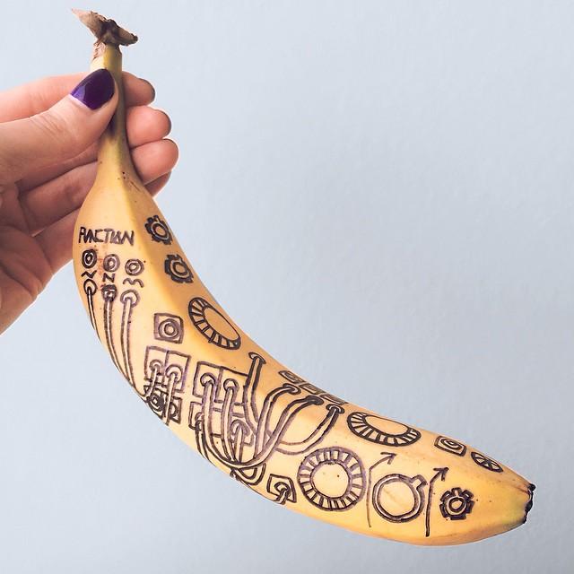 The Modular Banana
