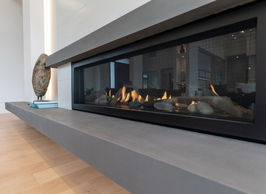 Contemporary Built-in Fireplace.jpg