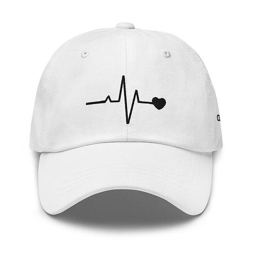 EKG Cellfie Squad Dad hat