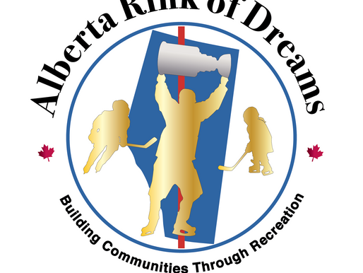 Logo for Alberta Rink of Dreams