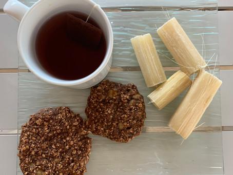 Cookies avoine, chocolat et banane