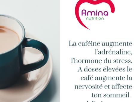 Saviez-vous que le café pouvait influencer votre stress et freiner votre perte de poids?