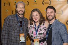 Chris Van Valey, Emily Kirk & Christian Sullivan