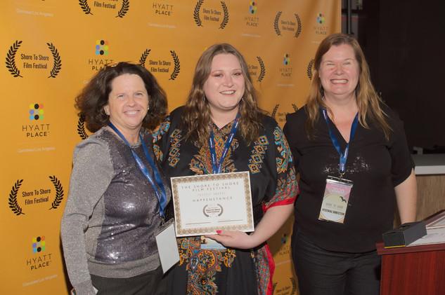 Rae Ann Johnson, Emily Kirk & Kelly Spillman