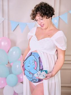 bellypainting Eva Oliva fotoart embarazo