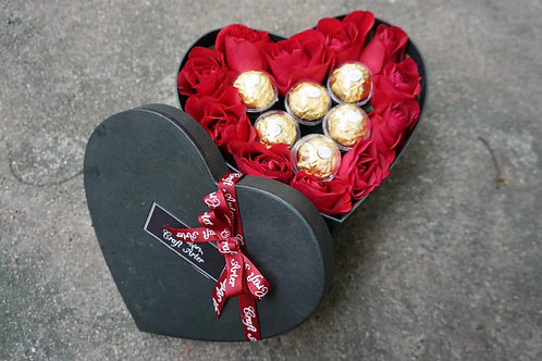 Full Love with sweet Chocolate