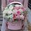 Thumbnail: White blush in Pink Hatbox
