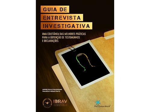 Guia de Entrevista Investigativa (Livro)