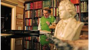 老教授傳心法 德奧權威鋼琴大師布赫賓德有一套