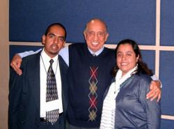 Con Don Héctor Lechuga