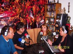 invitados al programa RADIOSOFANDO