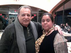 Con Don José Antonio Cossío
