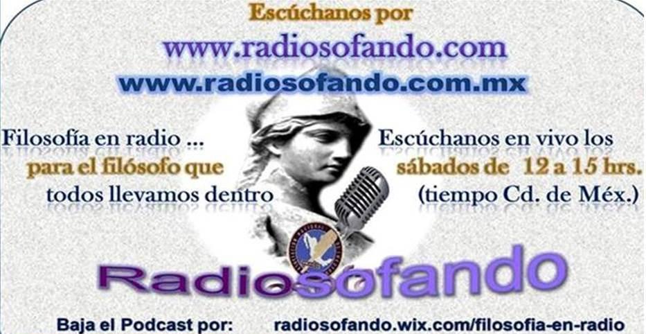Escucha el programa RADIOSOFANDO