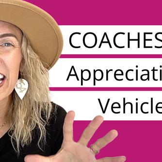 Coaches are Appreciating Vehicles