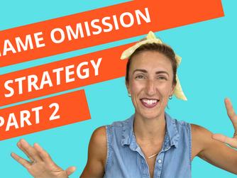 Shame Omission Strategy Part 2
