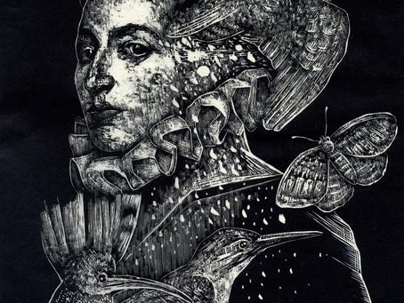 Μια 1η γνωριμία με τη Χαρακτική, μέσα από τις σκέψεις & το έργο του εικαστικού χαράκτη, Μιλτιάδη