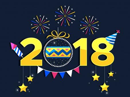 Ευτυχισμένο το Νέο Έτος!