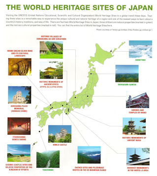 Japan unesco world heritage summary list tanoshimu enjoy your japan unesco world heritage summary list tanoshimu enjoy your free easy trip to japan gumiabroncs Choice Image