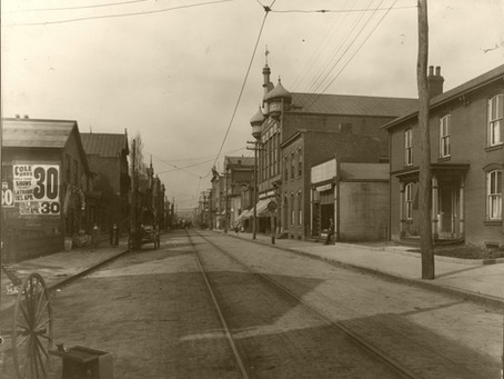 Growing Up On Main Street Of Yesteryear