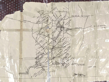 History of Latrobe's Streets