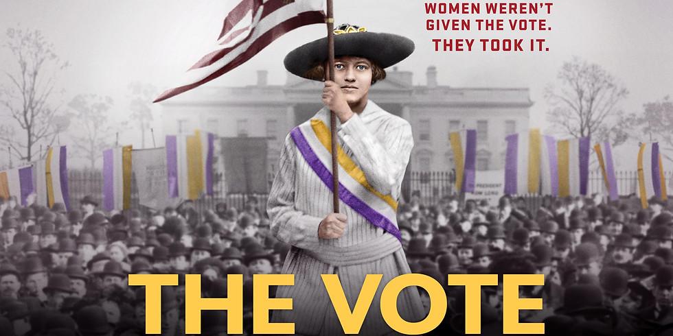 """UNA-GKC Film Club: """"The Vote"""""""